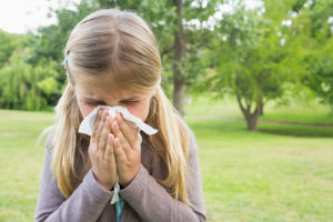 Natural Treatment for Allergies and Hayfever for Children in Florida